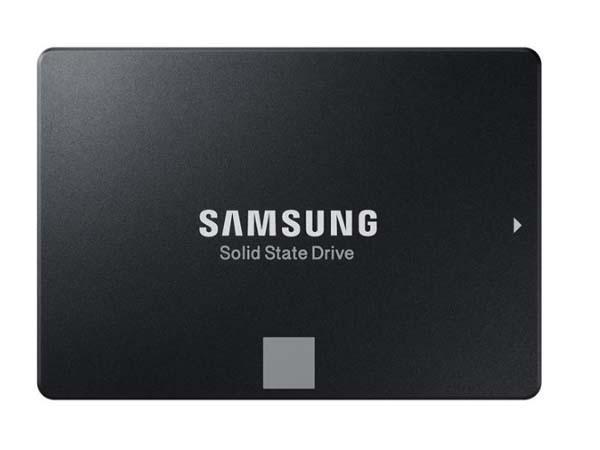 Samsung 860 EVO 2.5 SATA III 2TB Internal SSD, MZ-76E2T0B/AM, Solid State Drive