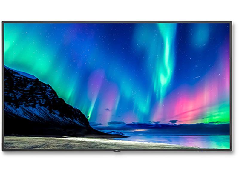 NEC Display 75 LED LCD, UHD, 350nits, Anti Glare Screen, Full Control, OPS, Rpi Compatible, C751Q, Digital Signage Display