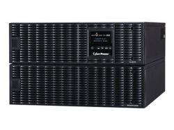 CyberPower Smart App Online OL6KRT - UPS (rack-mountable / external) - AC 200-240 V - 5400 Watt - 6000 VA 7 Ah - Ethernet 10/100, RS-232, USB - output connectors: 4 - 6U, Dual Conversion Online UPS