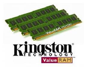 Kingston ValueRAM 8GB 1600MHz DDR3 Non-ECC CL11 SODIMM, KVR16S11/8, RAM Module