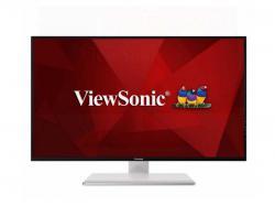 Viewsonic VX4380-4K - LCD Display - 43 Inch - 3840 x 2160 - 350 cd/m2 - 1,100:1 - 12 Ms - USB 3.0 TYPE Ax3, USB 3.0 TYPE Bx1, HDMI 2.0x2, DISPLAY PORTx1,, LCD Monitor