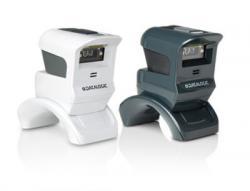 Datalogic Gryphon Presentation GPS4400, 2D, USB Kit, Black, GPS4421-BKK1B, Desktop Barcode Scanner