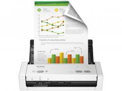 Brother COMPACT COLOUR SCANNER, ADS-1250W, Sheetfed Scanner