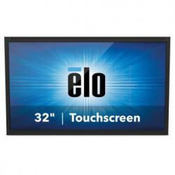 Elo 3243L 32-inch wide Open Frame, WW, Full HD with LED backlight, Projected  Capacitive 10-touch, USB, Clear, Zero-bezel, VGA & HDMI video interface, Gray, E304029, Open-frame Digital Signage Display