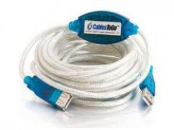 C2G DEXTUSBAA015 5M USB 2.0 A/A ACTIVE EXT, 39978, Data Transfer Cable