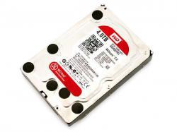 WD RED 4TB SATA 6 GB/S 64MB INTELLIPOWER 3.5  3 YEARS WARRANTY, WD40EFRX, Hard Drive