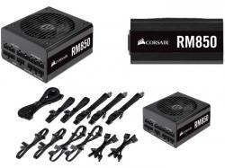 CORSAIR RM Series RM850 80 PLUS Gold Fully Modular ATX Power Supply, CP-9020196-NA