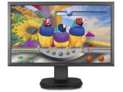 Viewsonic 24in (23.6in  viewable) Full HD Ergonomic LED Monitor with Advanced Connectivity, VG2439SMH, LCD Monitor