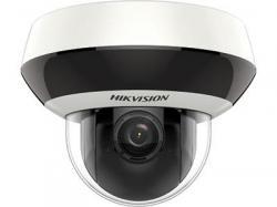 Hikvision Outdoor PTZ, 4MP, 4x lens, 20m IR, 265+, 120 dB WDR, PTZ Suite Analytics, IP66, IK10, PoE/12VDC, 12W., DS-2DE2A404IW-DE3, Network Camera