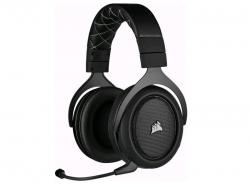 CORSAIR HS70 PRO WIRELESS Gaming Headset, Carbon,2 years warranty, CA-9011211-NA