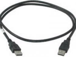 C2G Cables To Go 1m USB A Male/A Male Cable - Black, 28105, Data Transfer Cable
