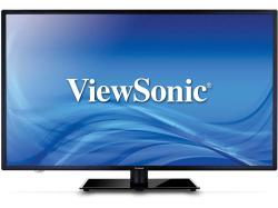 Viewsonic VA2456-MHD - LCD Display - 24 Inch - 1920 x 1080 - 250 cd/m2 - 1,000:1 - 14 Ms - 3.5mm Audio In(1), 3.5mm Audio Out(1), VGA(1), HDMI 1.4(1), Display Port(1), LCD Monitor