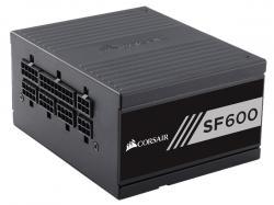Corsair SFX SF600 MODULAR POWER SUPPLY NA VERSIO, CP-9020105-NA, ATX12V & EPS12V Power Supply