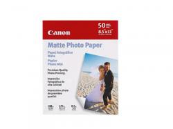 Canon Paper - matte photo paper - Letter A Size (8.5 in x 11 in) - 50 pcs., 7981A004