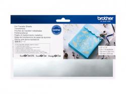 Brother SILVER FOIL TRANSFER SHEETS, CAFTSSIL1