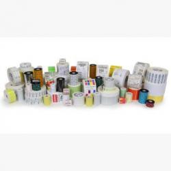 Zebra Paper Z-Perform 2000T 2x0.5 3i n core 4 Rolls/Carton, 10022942, Multipurpose Label