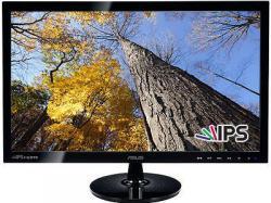ASUS VS239H-P 23 Wide IPS LED,16:9,1920x1080,50,000,000:1 (ASCR),250 cd/m2,0.265mm Pixel Pitch,16.7M Color,HDMI,DVI-D,D-SUB,3.5mm mini jack(HDMI, DP only),Tilt,VESA mount,GOLD EPEAT, LCD Monitor