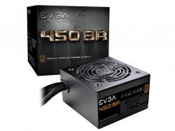 EVGA 450 BR Bronze, 100-BR-0450-K1, Power Supply
