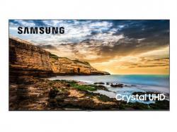 Samsung QE50-T 3840 x 2160 50 60Hz D-LED 3-sided bezel-less design, Crystal UHD, HDMI (2), IP5x, MagicInfo Lite 4000:1 300brightness 3 Years warranty, LH50QETELGCXGO, Digital Signage Display