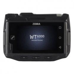 Zebra WT6000 WEARABLE TERMINAL, CAPACITIVE TOUCH DISPLAY, ANDROID LOLLIPOP 5.1, 802.11 A/B/G/N AC, 5000 MAH EXTENDED BATTERY, 1GB RAM/4GB FLASH, ENGLISH, US, WT60A0-TX0LEUS, Handheld Terminal
